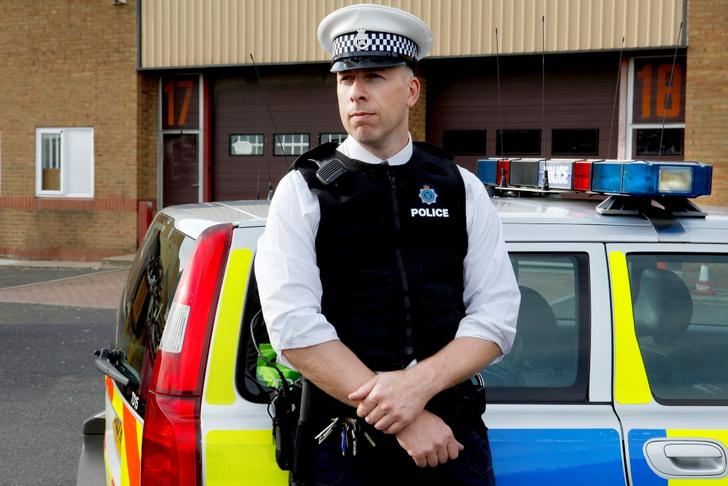 Фото №1 - На дорогах все спокойно: 7 фактов о дорожных полицейских разных стран мира