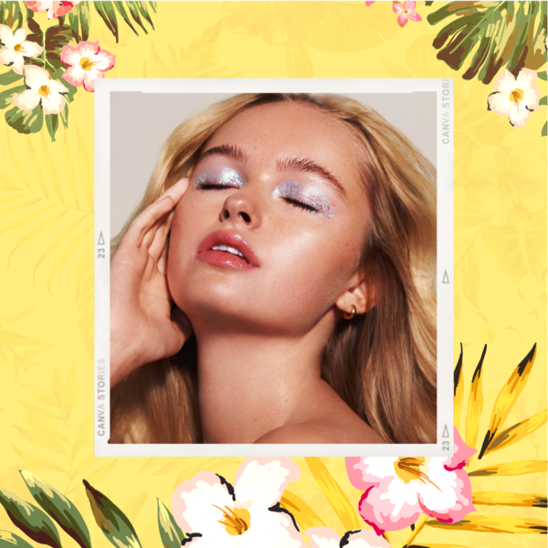 Фото №1 - Лето в городе: 5 модных макияжей, которые не помешают загореть