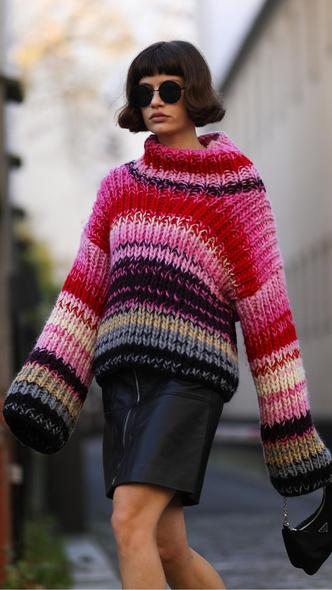 Фото №2 - Самые модные юбки на осень, которые не стыдно носить в школу