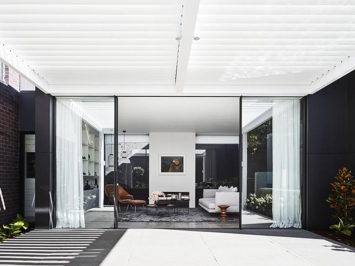 Фото №13 - Минималистский дом в Австралии по проекту Madeleine Blanchfield Architects