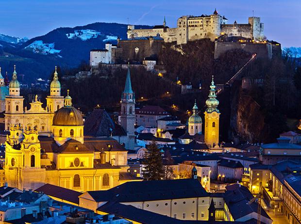 Фото №5 - 7 легендарных замков Европы