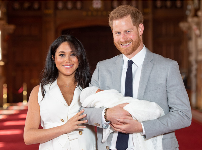 Фото №2 - Как Гарри и Меган распределяют родительские обязанности