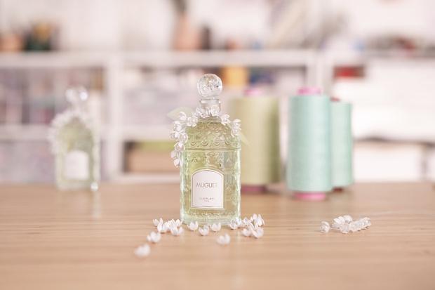Фото №1 - Очень редкий парфюм: Guerlain привезут в Россию 230 флаконов ландышевого Muguet