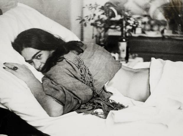Фото №2 - Большая любовь маленькой Фриды Кало