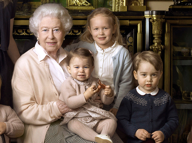 Фото №18 - Принцесса Шарлотта Кембриджская: первый год в фотографиях