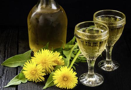 Как сделать вино из одуванчиков