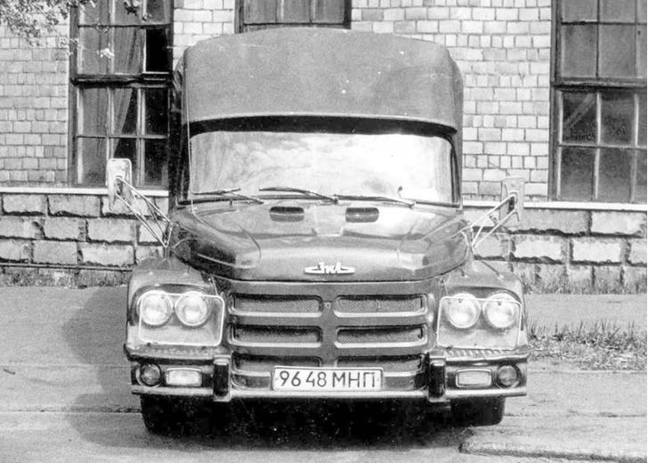 Фото №1 - По прозвищу «Чебурашка»: краткая история скоростного грузовика ЗИЛ