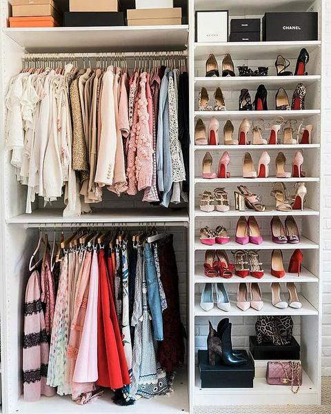 Фото №2 - 10 простых и клевых способов навести порядок в шкафу