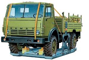 Фото №4 - Военно-грузовое такcи