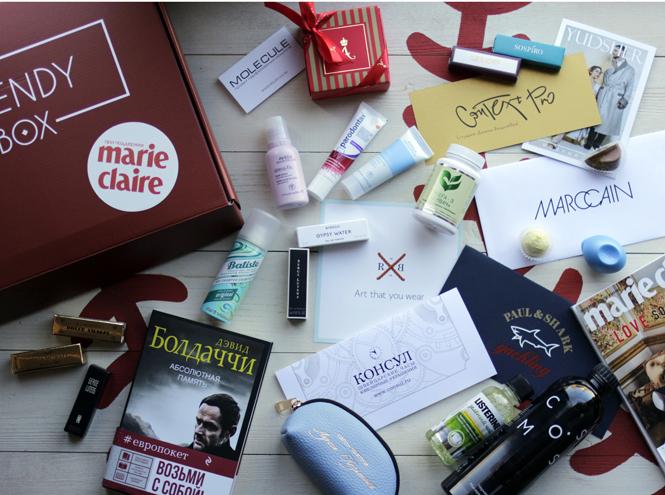 Фото №4 - TRENDY BOX – впервые совместно с Marie Claire