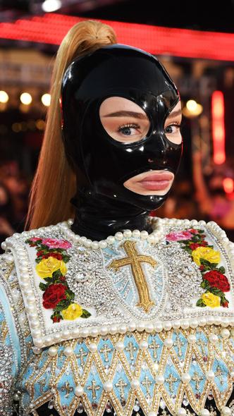 Фото №41 - Премия MTV VMA 2021: лучшие, худшие и самые яркие образы церемонии
