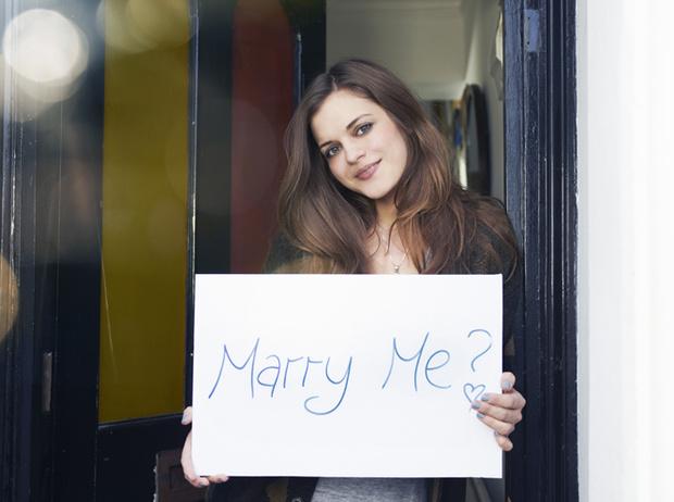 Фото №1 - Совет психолога: почему мужчина не хочет жениться?