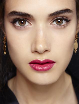 Фото №1 - Макияж с показа Dolce & Gabbana