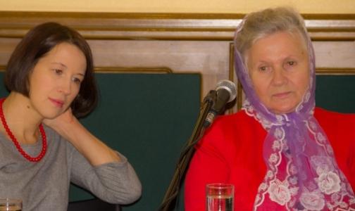 Фото №1 - Алевтину Хориняк наградили за социальную ответственность