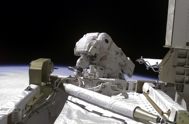 Фото №4 - «Я выросла в эпоху, когда мы стремились долететь до Луны»: Рори Кеннеди о 60-летии НАСА, космосе и будущем Земли