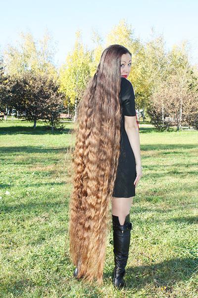 Фото №10 - Как Рапунцель: самые красивые косы Казани