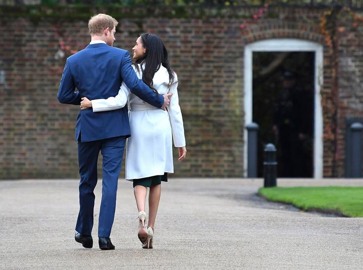 Фото №5 - Как Меган Маркл и принц Гарри всех за нос водят