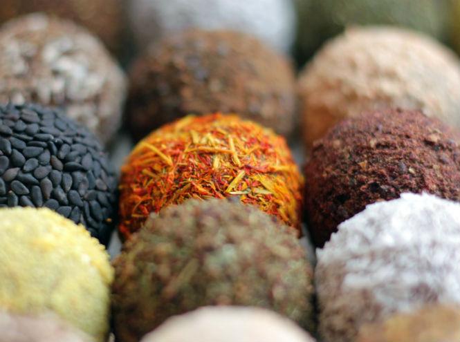 Фото №9 - Натуральные сладости ручной работы Datealmonds