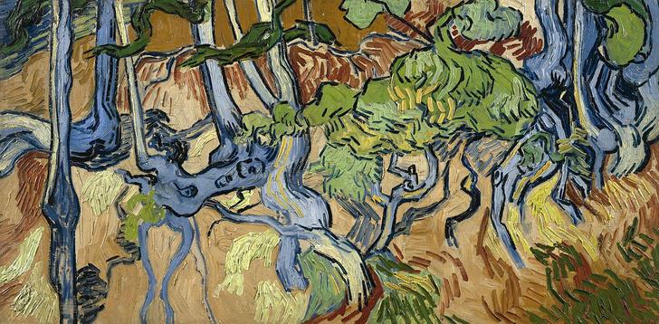 Фото №1 - Найдено место, где Ван Гог работал над своей последней картиной