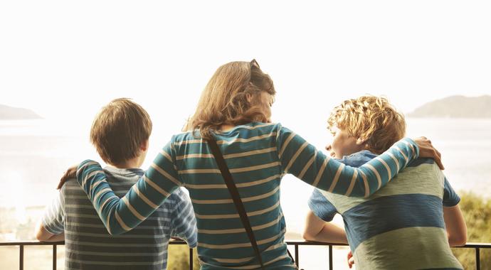 Укрепить «Я» ребенка: три главных условия
