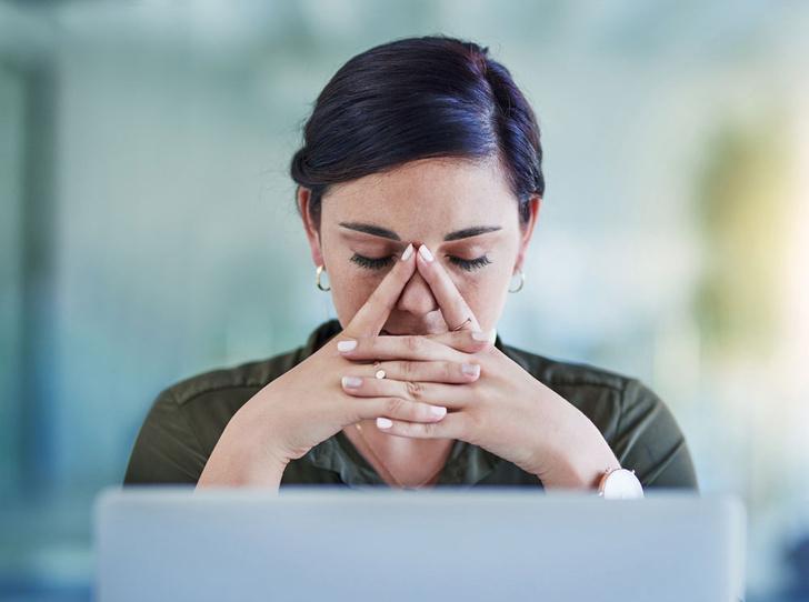 Фото №1 - 7 быстрых способов избавиться от стресса на работе