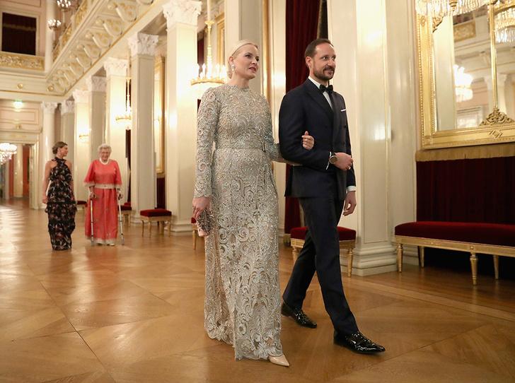 Фото №23 - Кейт Миддлтон и принц Уильям в Норвегии: день первый