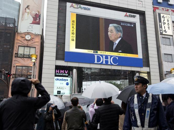 Фото №3 - Конец эры Хэйсэй: японский император Акихито отрекся от престола