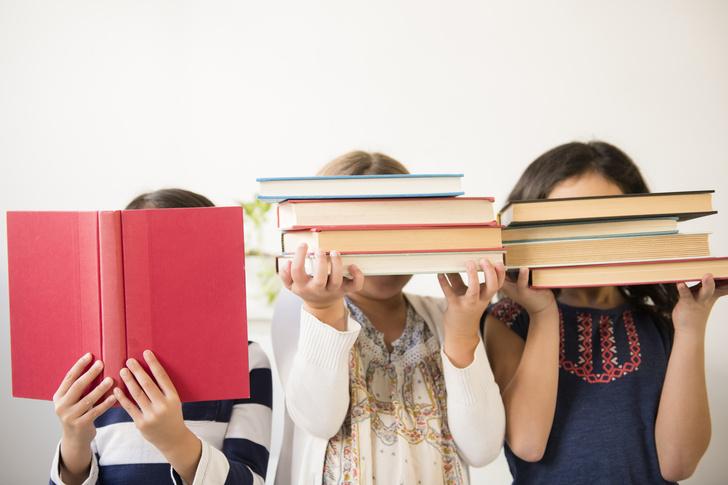 Фото №1 - Почему некоторые дети читают больше других