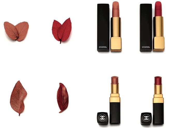Фото №5 - Les Automnales: новая коллекция макияжа Chanel