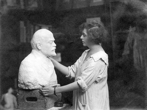 Фото №4 - Увлекательная жизнь кузины Черчилля: была ли Клэр Шеридан советской шпионкой?