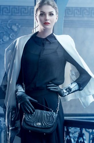 Фото №9 - Истина в зиме: осенне-зимняя коллекция аксессуаров Eleganzza
