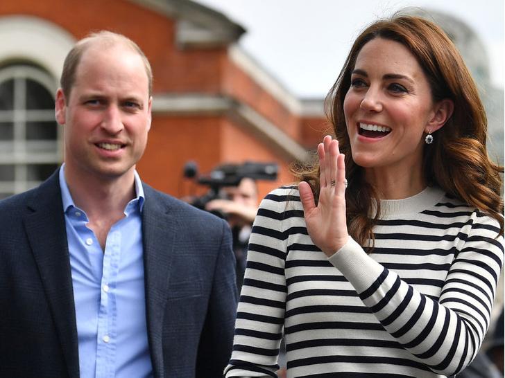 Фото №2 - Неожиданное прозвище: как Кейт обращается к Уильяму (и почему это всех удивило)