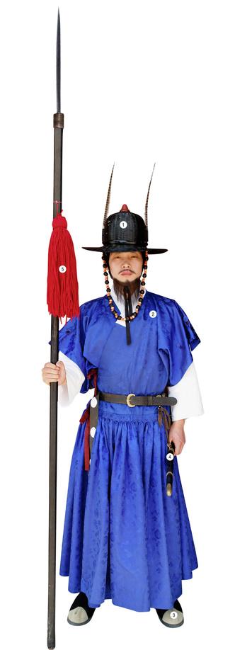 Фото №1 - Республика Корея. Хранители покоя