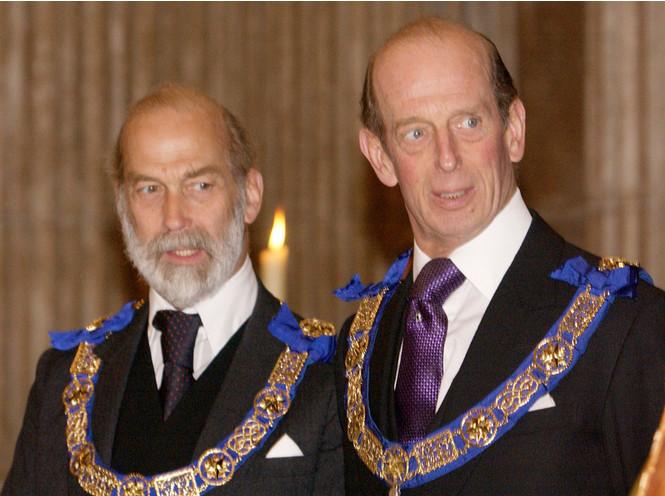 Фото №11 - Самый русский британский принц: 5 фактов о Майкле Кентском, кузене Елизаветы II