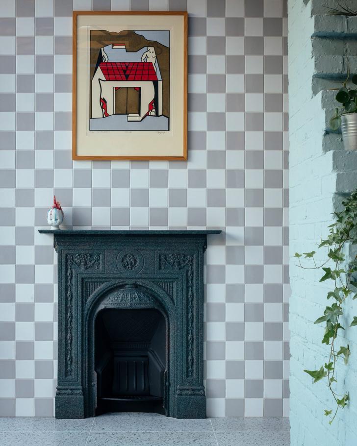 Фото №6 - Дом со стеклянной пристройкой в Лондоне