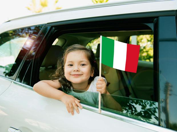 Фото №1 - Италия VS Франция: куда отправиться с детьми