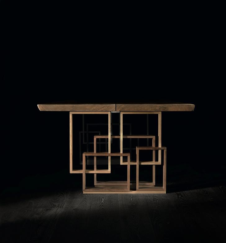 Фото №3 - Столы Varo от Arte Brotto