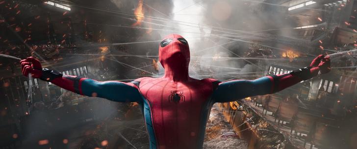 Фото №1 - Sony готовят кроссовер «Человека-паука» с «Веномом»