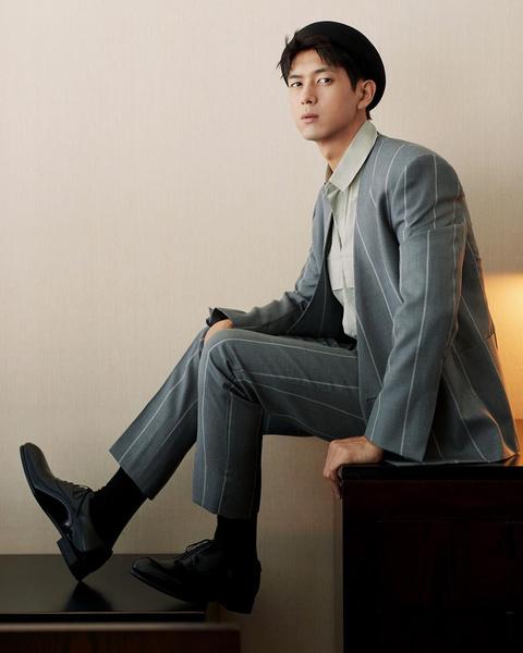 Фото №6 - Топ-100 самых красивых азиатских мужчин. Часть 7