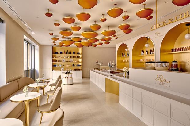 Фото №2 - В Париже открылась кондитерская Ritz Paris Le Comptoir