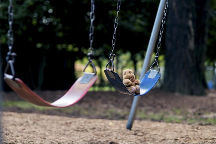 Фото №6 - 5 уроков, которые вы должны объяснить детям, чтобы те никогда не ходили с чужими