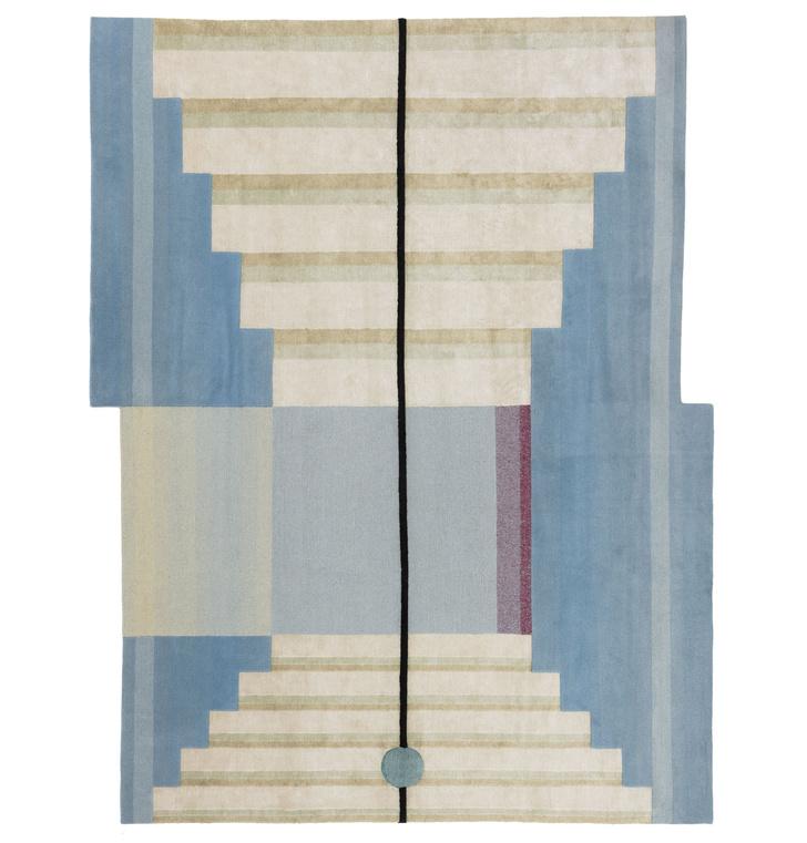 Фото №5 - Gesture: коллекция ковров cc-tapis как художественное высказывание