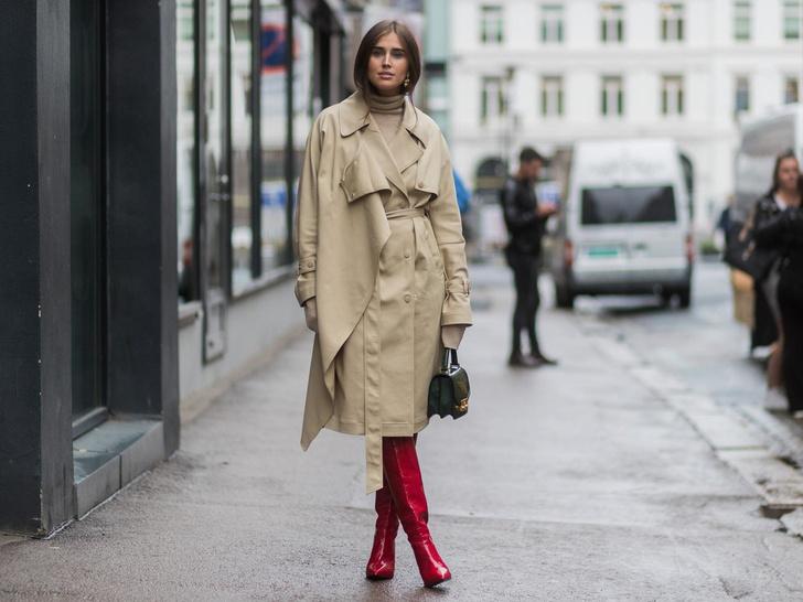 Фото №5 - Не только пальто: 6 вариантов верхней одежды для офисного гардероба