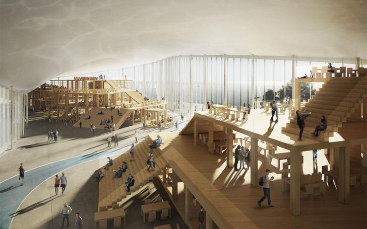 Фото №9 - Итоги архитектурного конкурса «Золотой Трезини» 2020