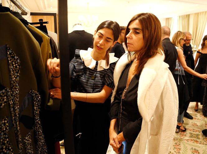 Фото №11 - Вечер Buro Fashion Forward Initiative в Париже
