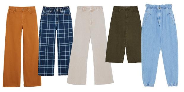Фото №3 - Что купить: 5 пар необычных джинсов, которые скрасят твое лето