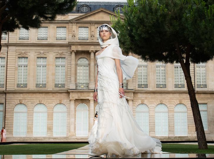 Фото №1 - Да здравствует король: Givenchy Couture FW18