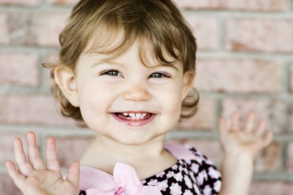 Фото №1 - Детские зубы: Равняйсь, смирно!