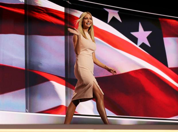 Фото №19 - Американская принцесса: Иванка Трамп и ее любимые бренды