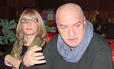 Вера Глаголева и Александр Балуев в Рязани рассказали об усадьбе Глинки и Рейфе Файнсе
